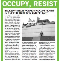 cover of Resistance Bulletin 112 May 2009