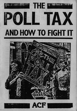 The Poll Tax and How to Fight It front cover