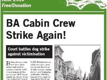 cover of Resistance Bulletin 123 June 2009