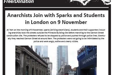 cover of Resistance Bulletin 136 November 2011