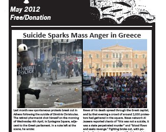 cover of Resistance Bulletin 141 May 2012