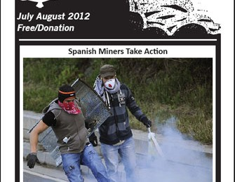 cover of Resistance Bulletin 143 July 2012