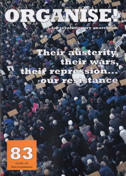 Organise issue 83 cover image