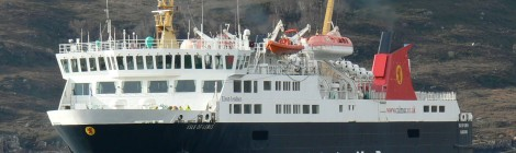 Ferry Workers Strike in the Islands