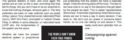 Angry Not Apathetic - Resistance bulletin #158