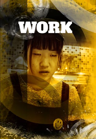 Work front cover