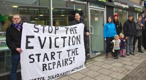 Fighting Scum Landlords with Bristol SolNet
