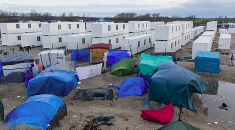 Solidarity needed in the Calais Jungle