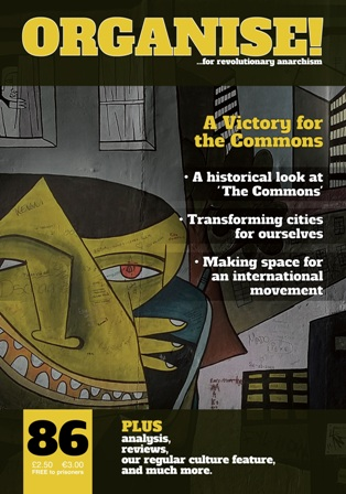 Organise issue 86 cover image