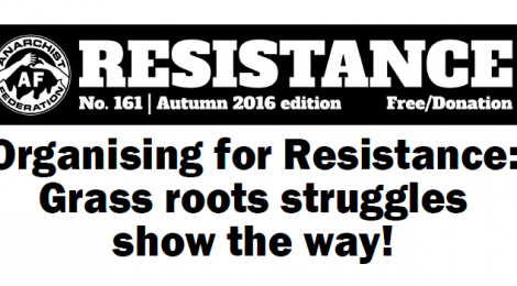 Resistance 161 cover image