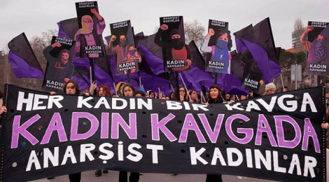 Anarsist Kadinlar – Anarchist Women of Turkey
