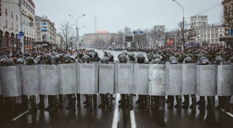 Repression in Belarus - opposing the 'social parasite' tax