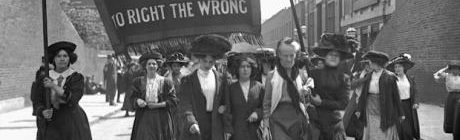 What the Suffragettes did for us (hint: it was more than the vote)