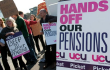 UCU universities pensions strike UK