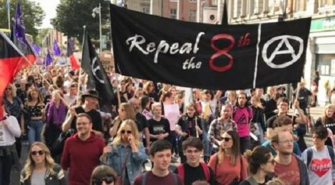 Repeal the 8th WSM Banner
