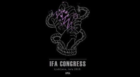 IFA congress 2019 logo