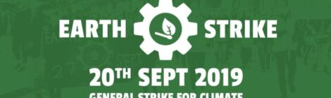 Anarchist Federation Back Earth Strike
