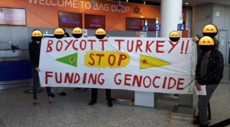 Turkish Tourist Industry Targetted in Bristol