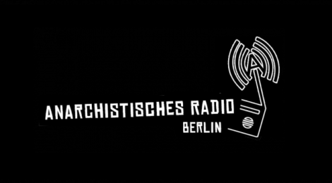 anarchist radio berlin logo