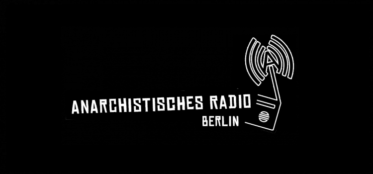 anarchist radio berlin logo