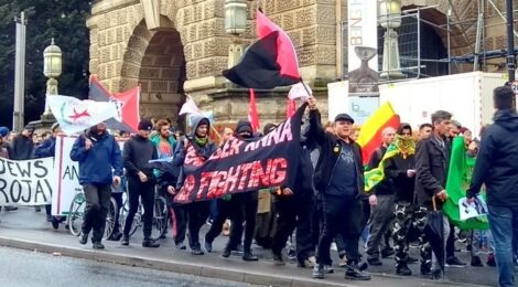 Bristol Rises Up for Rojava