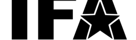 IFA logo - international of anarchist federations