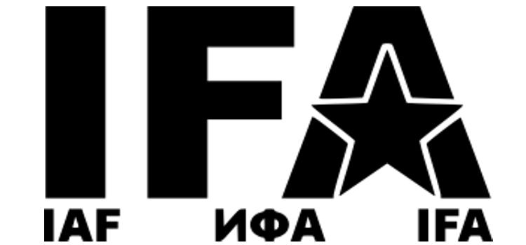 IFA logo - international of anarchist federations