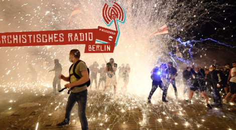 Rebellion in Slovenia and Belarus - 2 recent anarchist podcasts