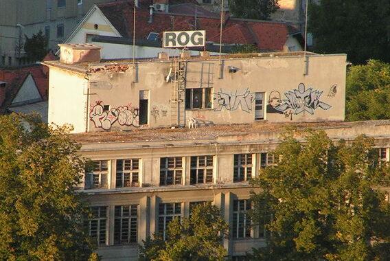 ovarna Rog Autonomous space Ljublijana