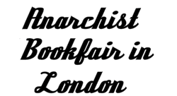 Bookfair in London and online event on 11 and 12 Sept 2021